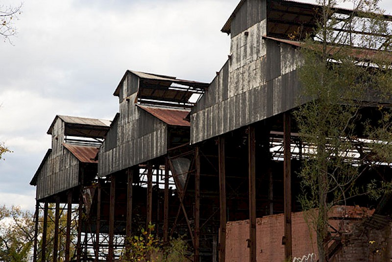 The Hutton Brickyards: The Vision and Landing Bob Dylan