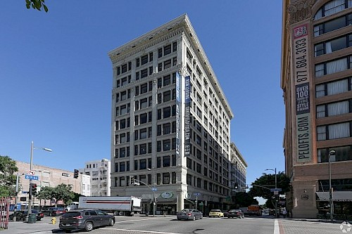 Historic high-rise sold as downtown L.A.'s former business district thrives
