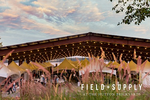 Field + Supply Will Return to Hutton Brickyards with Exciting New Additions